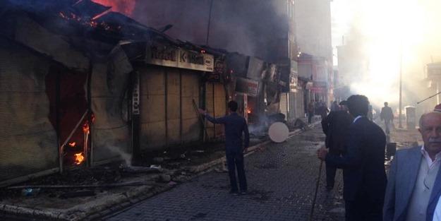 Beyoğlu'ndaki IŞİD dükkanları