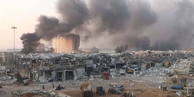Beyrut patlamasında yaralanan bir kişi 14 ay sonra öldü