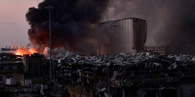 Beyrut patlamasının ardından İsrail'e tehdit: Bedelini öder!