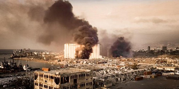 Beyrut'taki patlamayla ilgili 16 kişi hakkında karar
