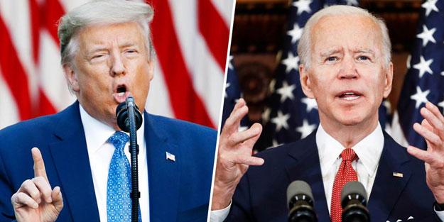 Biden ve Trump'ın tartışması için yeni kurallar getirildi