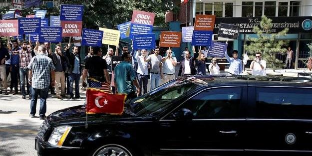 Biden'a Ankara'da şok!