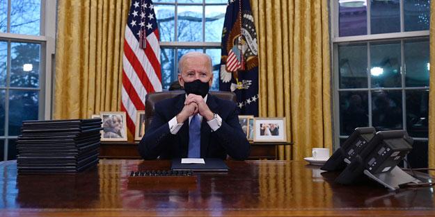 Biden'dan Filistin hamlesi