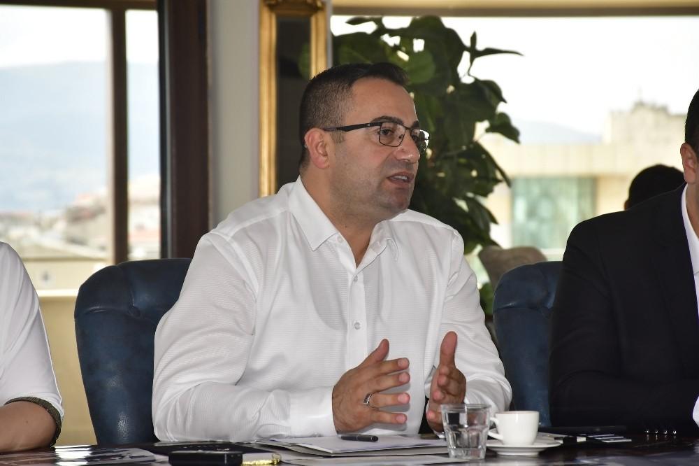 Biga Belediye Başkanı Erdoğan'dan 'istifa'dedikodularına cevap