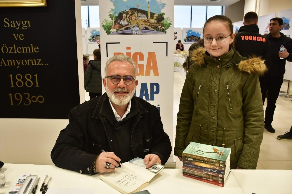Biga Kitap Festivali başladı