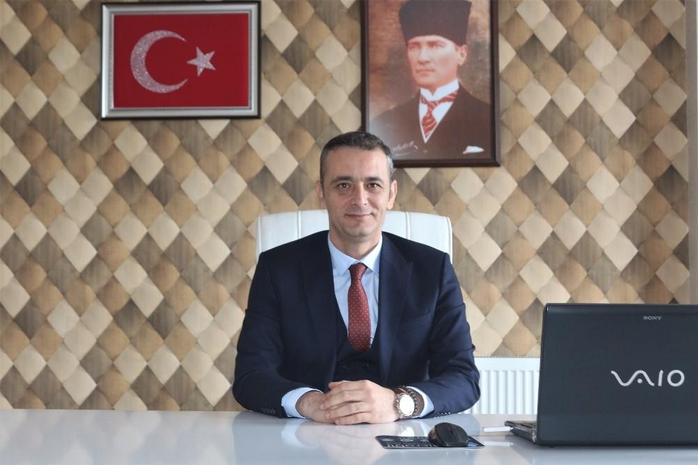 BİK Van Şube Müdürü Uluçamlıbel göreve başladı