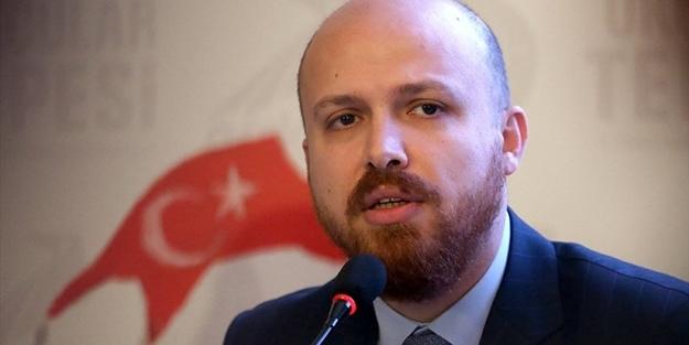 Bilal Erdoğan: 7'den 70'e herkesi davet ediyorum