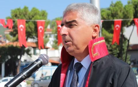 Bilal Saydam İzmir Ağır Ceza Mahkeme Başkanlığına atandı