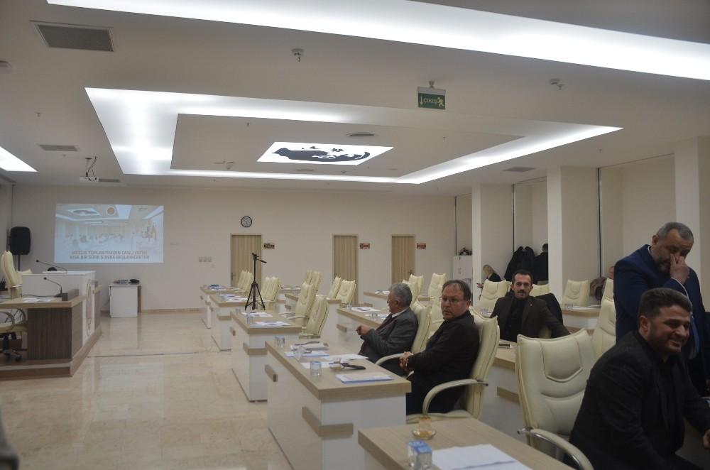 Bilecik Belediye Meclisi Şubat ayı 2'inci birleşimi