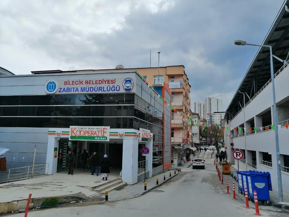 Bilecik Belediyesi Zabıta Müdürlüğü yeni yerinde hizmet vermeye başladı
