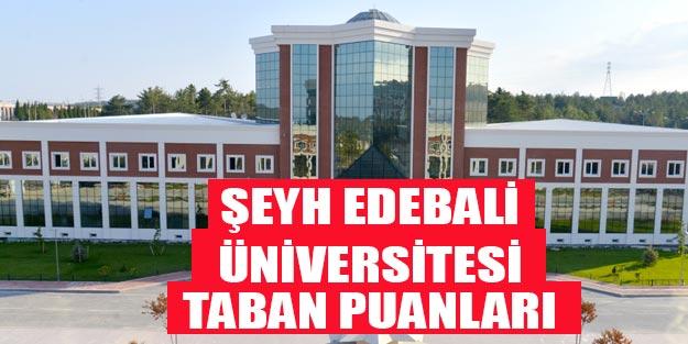 Bilecik Şeyh Edebali Üniversitesi taban puanları 2019 YÖK atlas