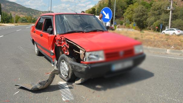 Bilecik'te trafik kazası: 3 kişi yaralı