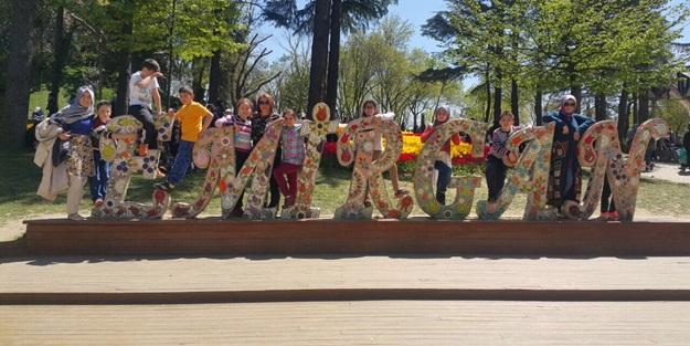 Bilge Çocuklar Doğayı Keşfediyor