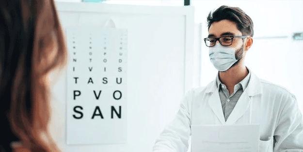 Bilim dünyasında şok gelişme yaşanıyor! Gözlük ve koronavirüs ilişkisi şaşırttı