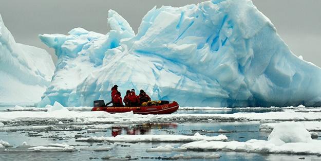 Bilim dünyasını şok eden gelişme! Antarktika'da 90 milyon yıl önce yağmur ormanı varmış