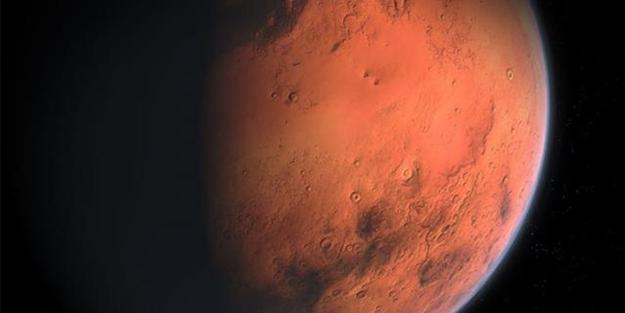 Bilim insanlarından Mars uyarısı: Yıkıcı bir pandemiye neden olur
