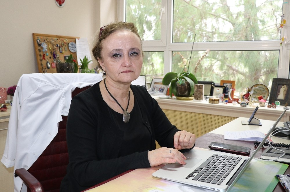 Bilim kurulu üyesi Prof. Taşova: