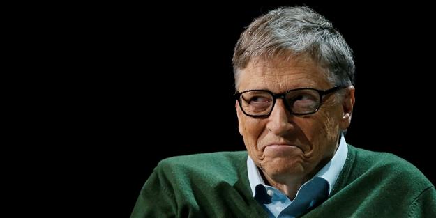 Küreselci Bill Gates ağzındaki baklayı çıkardı: Başka seçeneğiniz yok!