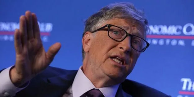 Bill Gates koronavirüs aşısı için kesenin ağzını açtı