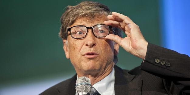 Bill Gates'ten 'dünya nüfusunu azaltma' itirafı! 1 milyar insanı kolayca sildi