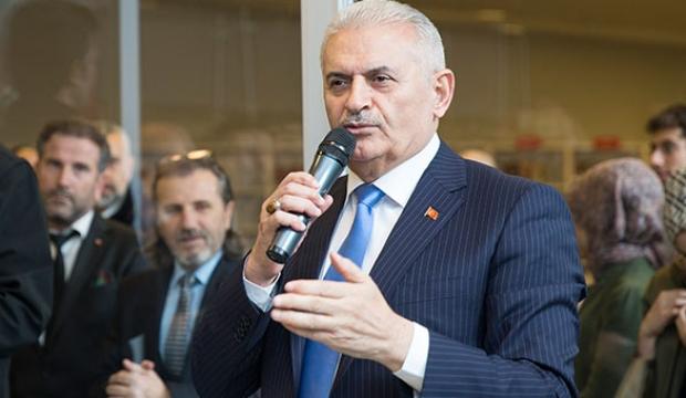 Binali Yıldırım açıkladı: Türkiye'nin en büyüğünü kuruyoruz!