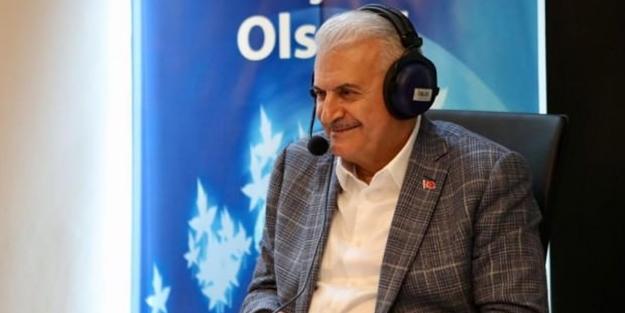 Binali Yıldırım İstanbullulara müjdeyi verdi: 1 yıl içinde...