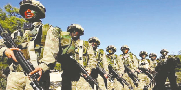 Binbaşı ve başçavuşların 17 yıldır verilmeyen hakları üzerine