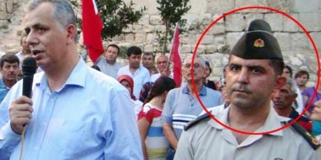 Binbaşı'ya demokrasi yürüyüşü sonrası gözaltı