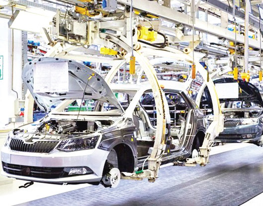 Binek otomobil ihracatının yarısından fazlası 5 Avrupa ülkesine