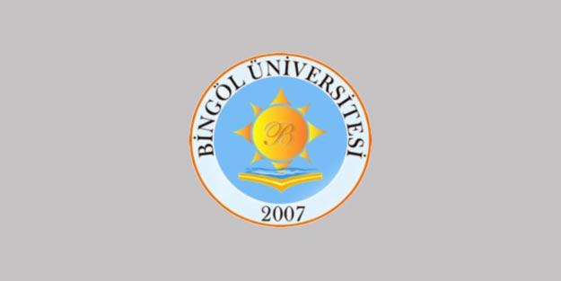 Bingöl Üniversitesi öğretim görevlisi alımı 2019 başvuru
