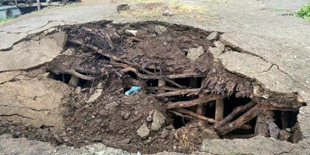 Bingöl Valiliği: 7 kişi göçük altından kurtarıldı