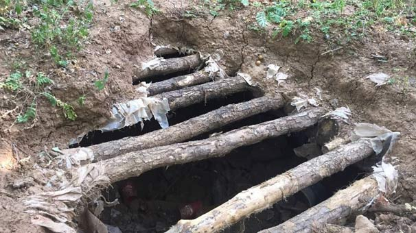 Bingöl'de özel timler buldu… Bu tünelin devamı bakın nereye açılıyor!