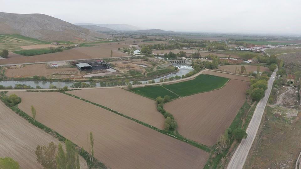 Binlerce çiftçinin 8 yıllık su hasreti sona erdi