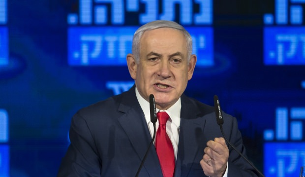 Binyamin Netanyahu'dan bir skandal açıklama daha!