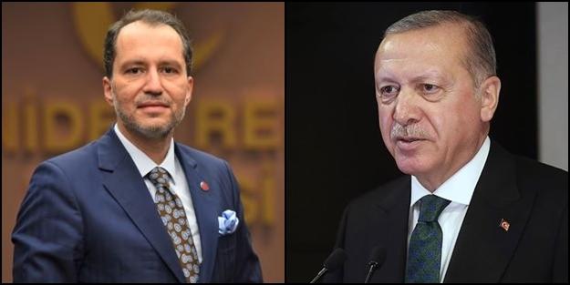 Bir araya gelecekler mi? Flaş çağrı: Erdoğan ve Erbakan...