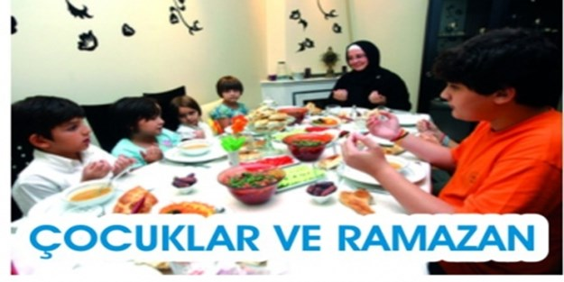 Bir çocuğun Ramazan anıları