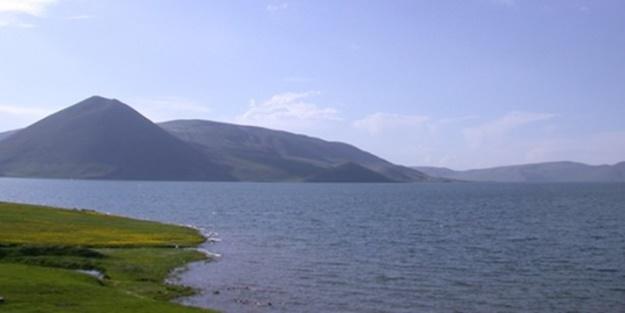 Bir doğa harikası: Ağrı Balık Gölü