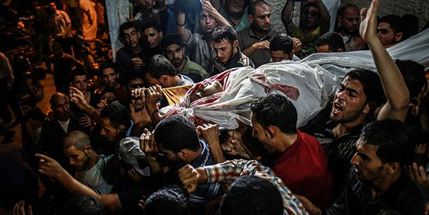 Bir Filistinli daha şehid