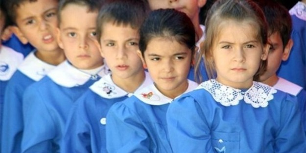 Bir ilçede okullar tatil edildi