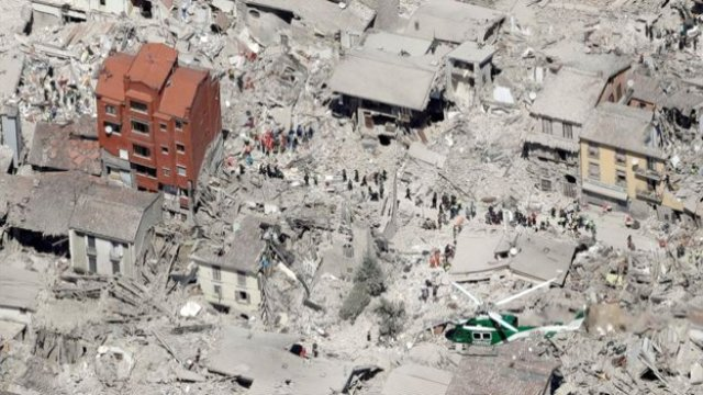 Bir kasaba yok oldu! Ölü sayısı 247'ye yükseldi
