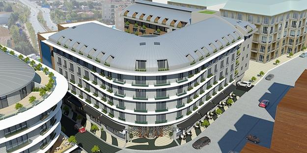 Bir mimarın hayali, bir girişimcinin cesareti: Larus Loft