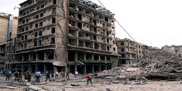 Bir süper güç daha Suriye'deki savaşa dahil oluyor!