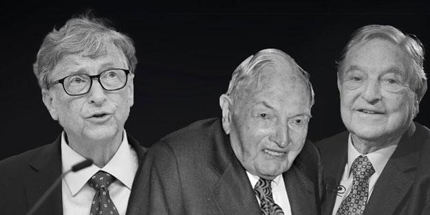 Bir ülke ayağa kalktı! Bill Gates, Soros ve Rockefeller'a koronavirüs davası
