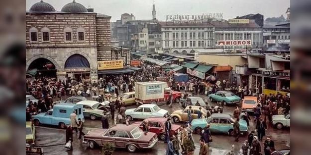 Bir zamanlar İstanbul böyle görünüyordu!