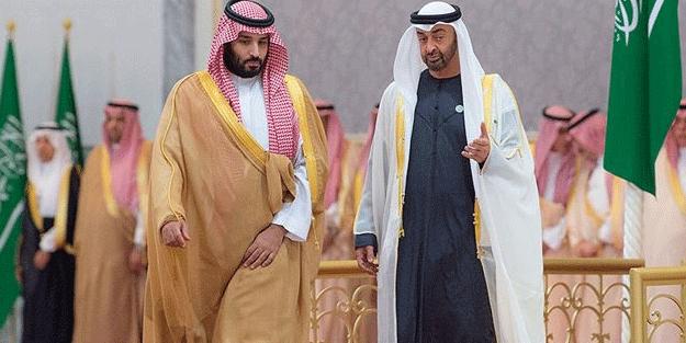 Birleşik Arap Emirlikleri, Suudi Arabistan'ı zora soktu