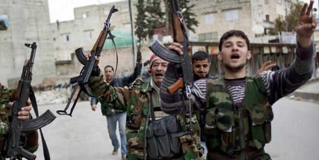 Birleşik Suriye Ordusu kendini yapılandırıyor