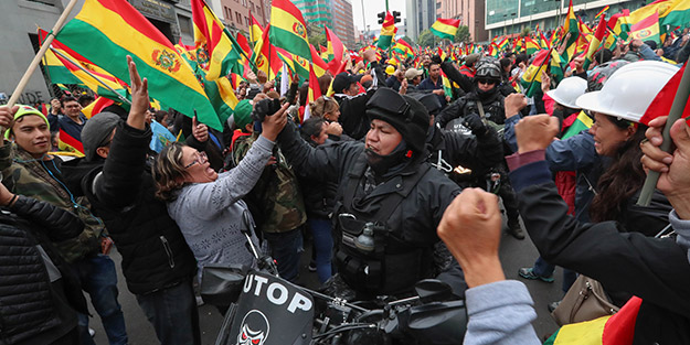 Birleşmiş Milletler'den Bolivya çağrısı