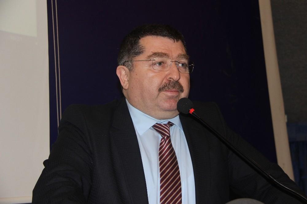 Birlik Vakfı Başkanı Ali Dilber