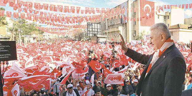 Birlikte Türkiye'yiz