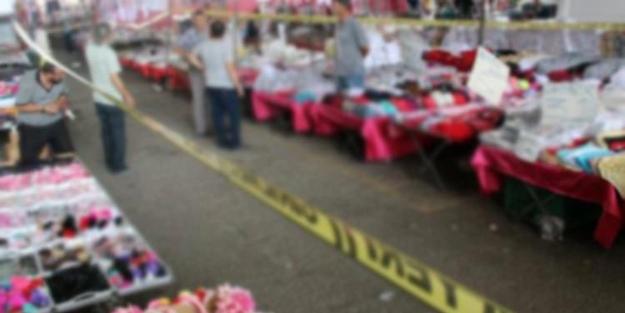 Bit pazarında kavga çıktı: Yaralılar var